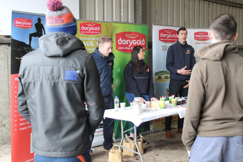 Farm Walk and Talk at Moorepark Dairy Research Centre