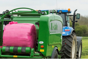 Guidelines for making good quality baled silage