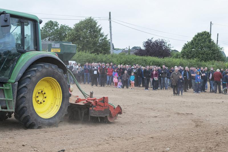 Dairygold Reseeding Event | 13th July 2017