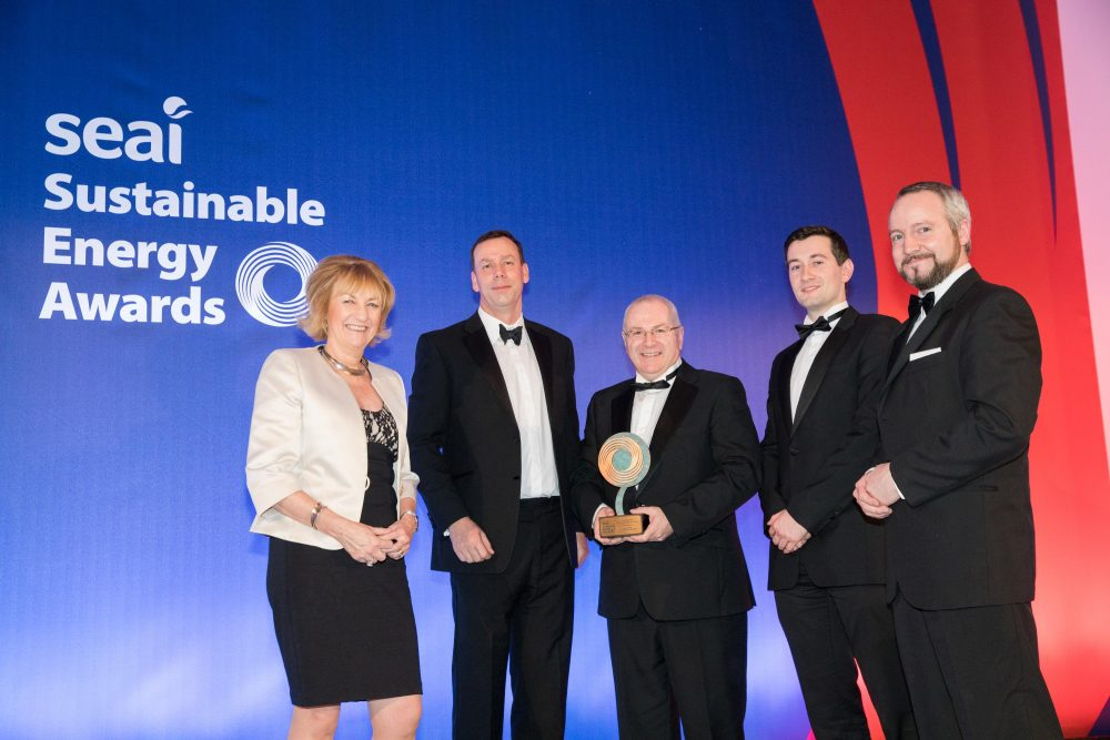 Dairygold wins Ireland's Large Business Energy Management Award