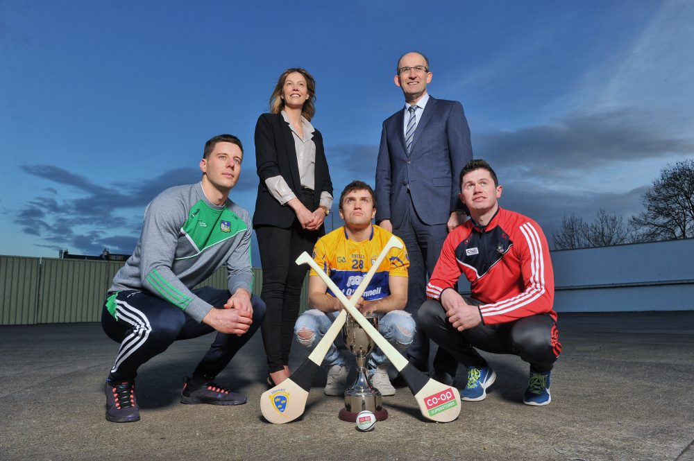 Co-Op Superstores teams up with Munster GAA as sponsor for a 2nd year