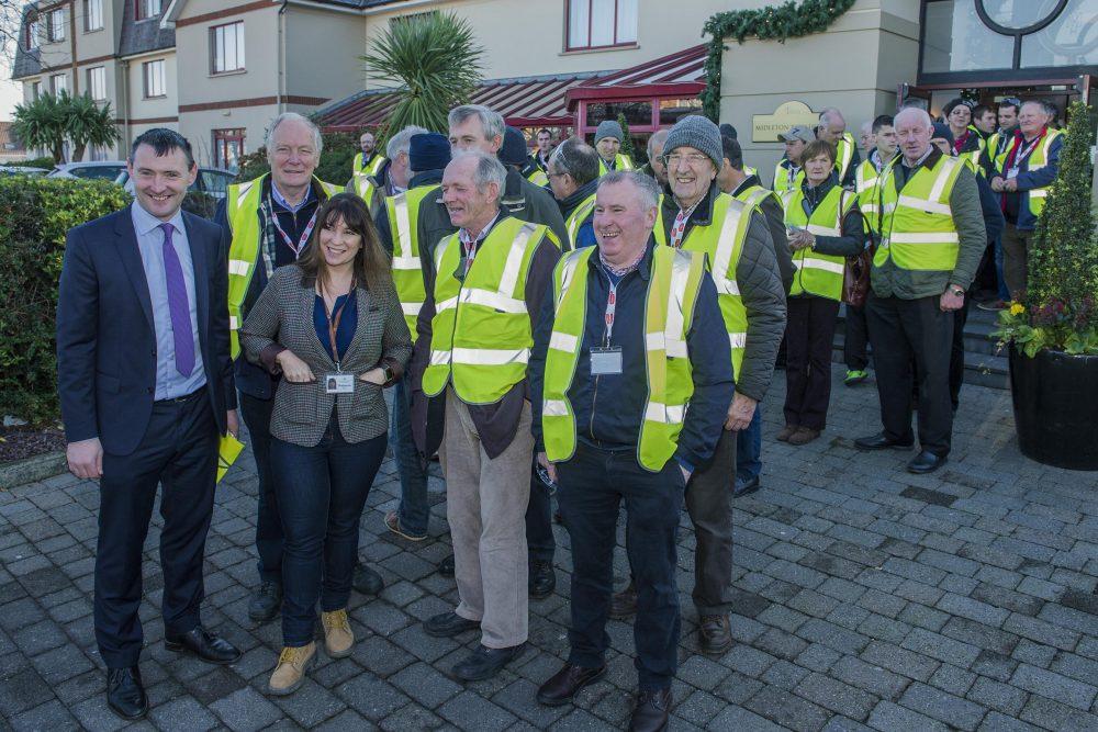 Dairygold Malting Growers Visit Irish Distillers Midleton