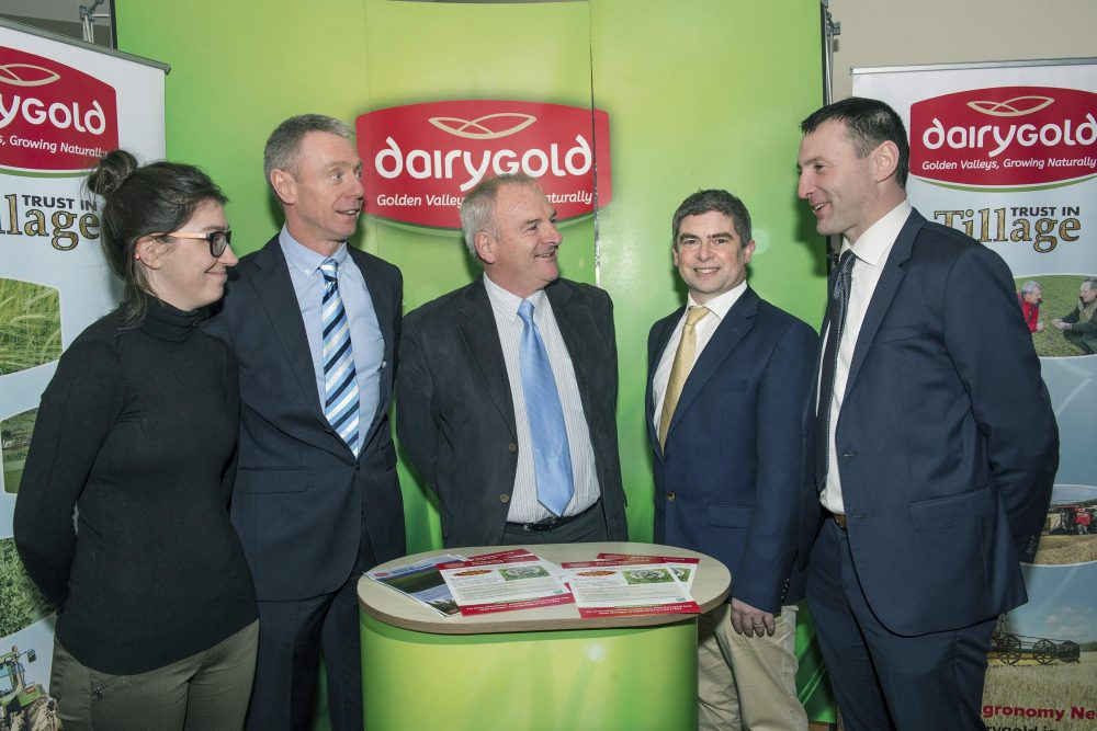 Dairygold Announces Minimum Contract Prices for Beans at its Tillage Conference in the Corrin Event Centre