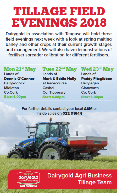 Tillage Field Evening – Midleton
