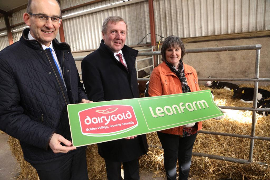 Dairygold launches Leanfarm