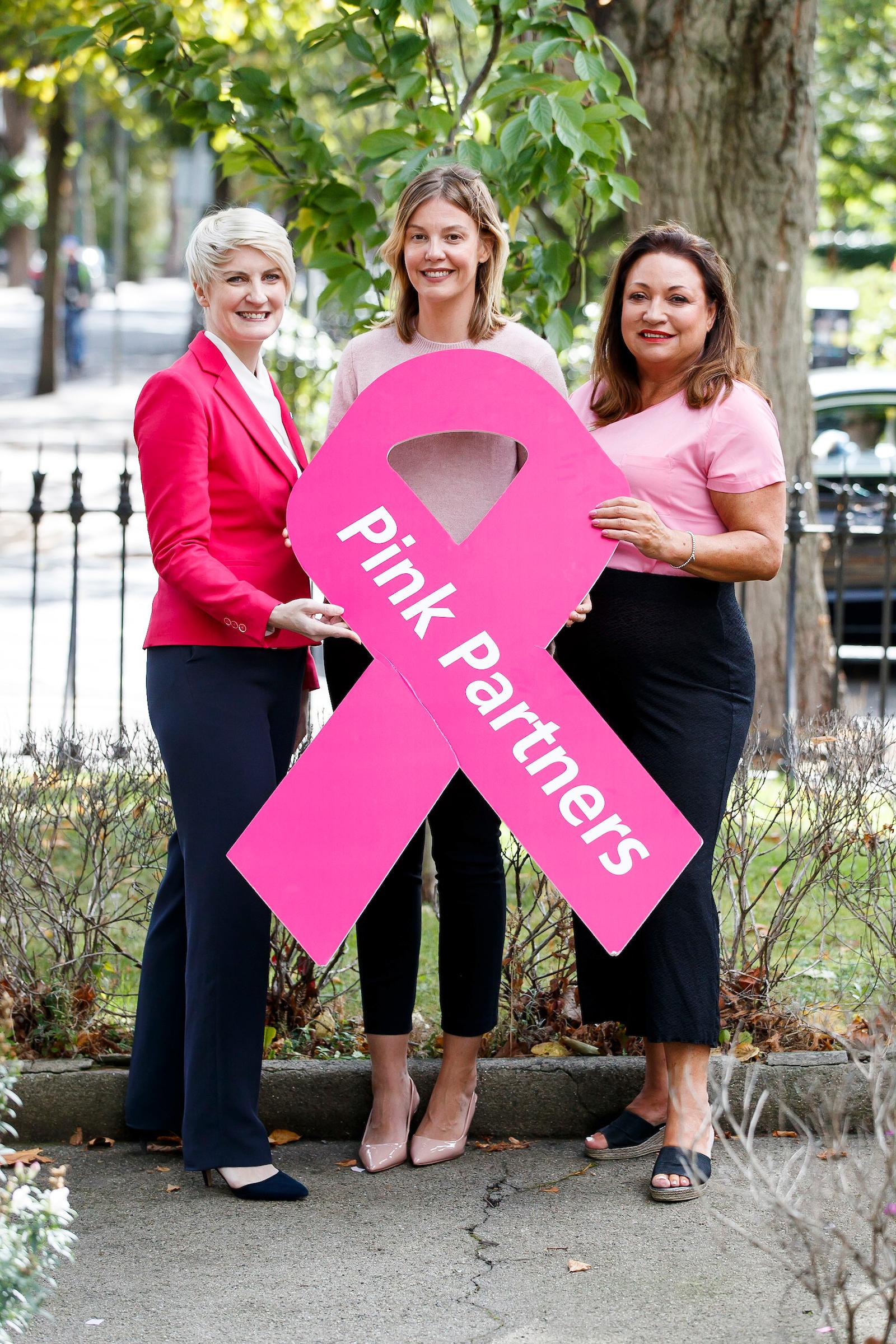 Dairygold – official Pink Partners of the Irish Cancer Society for the 4th year