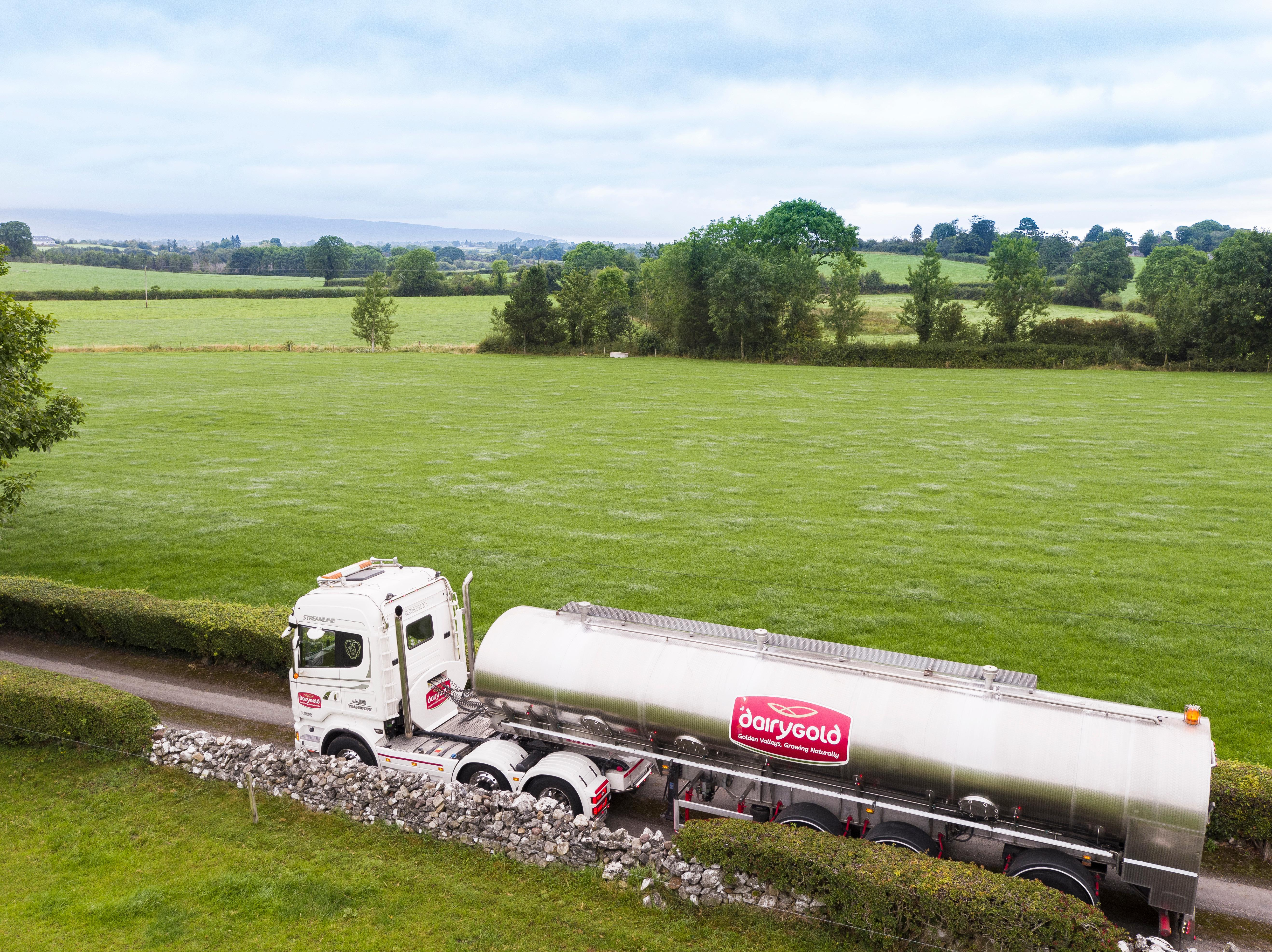 Dairygold & CETB launch new HGV driver training programme