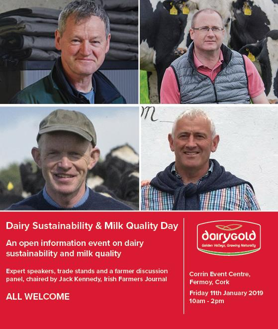 Dairy Sustainability & Milk Quality Day | Corrin Mart