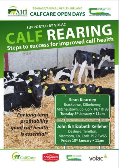 Dairygold/Teagasc Joint Programme Calf Care Event | Macroom