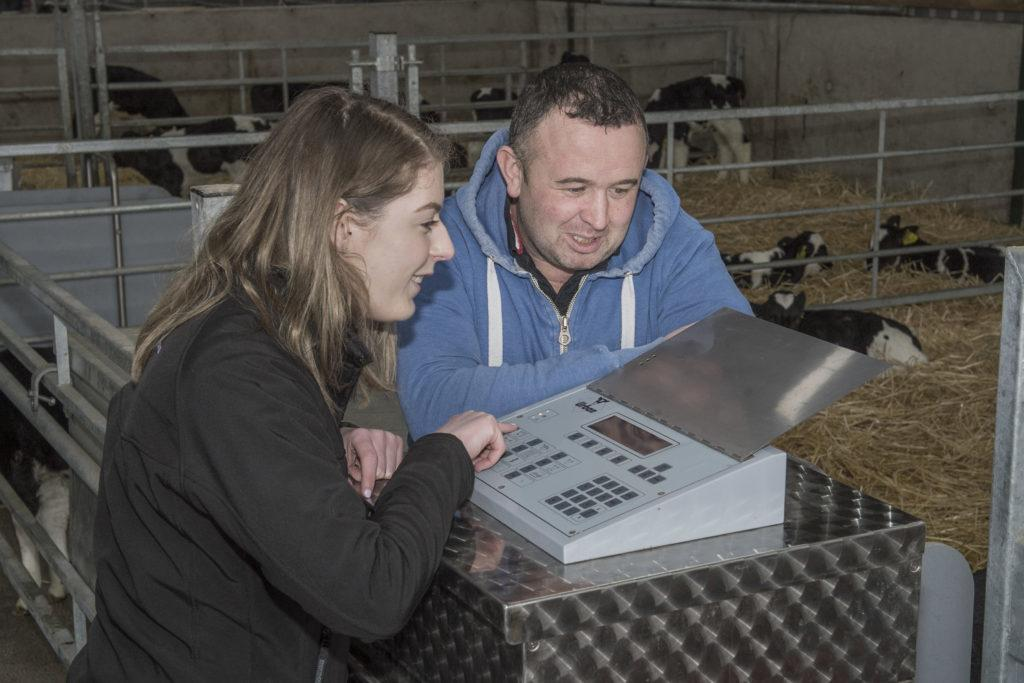 Managing your Automatic Calf Feeder