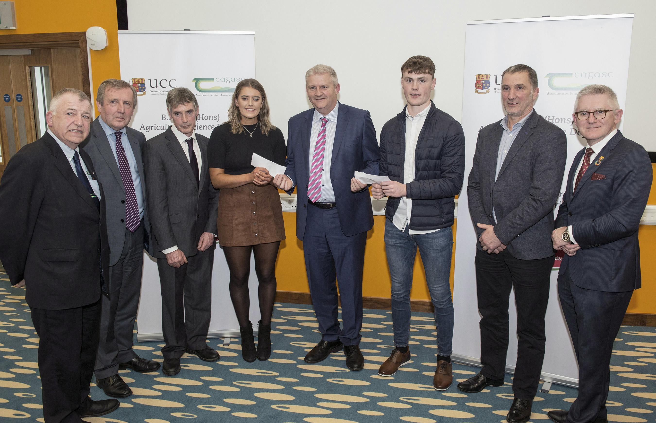 UCC Agricultural Science Degree launched by Minister Creed in Teagasc